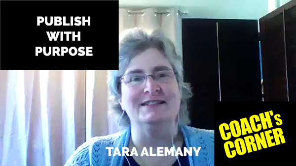 eCoach 69: Publish With Purpose with Tara Alemany